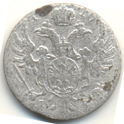 10 грошей 1816 г. IB. Для Польши (Александр I)